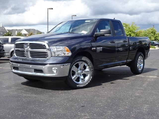 2019 Ram 1500 Quad Cab 4x4,  Pickup #19U0483 - photo 17