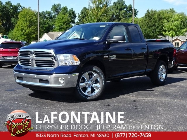 2019 Ram 1500 Quad Cab 4x4,  Pickup #19U0485 - photo 1