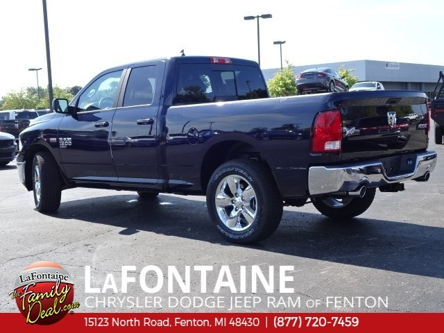 2019 Ram 1500 Quad Cab 4x4,  Pickup #19U0485 - photo 5