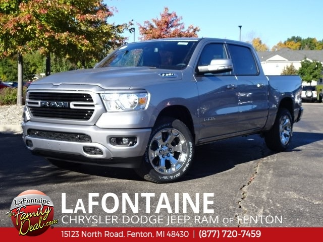 2019 Ram 1500 Crew Cab 4x4,  Pickup #19U0740 - photo 16