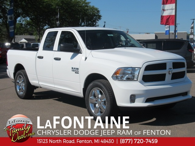 2019 Ram 1500 Quad Cab 4x4,  Pickup #19U0939 - photo 1