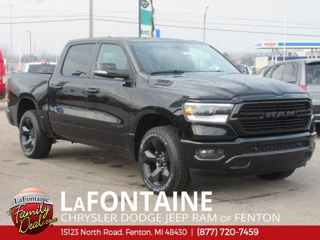 2019 Ram 1500 Crew Cab 4x4,  Pickup #19U1103 - photo 1