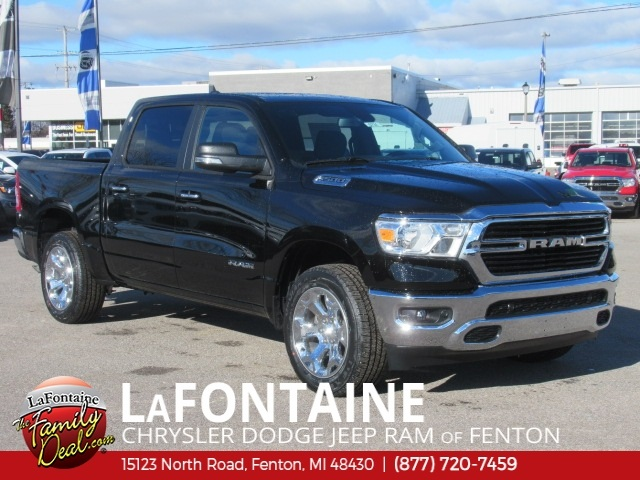 2019 Ram 1500 Crew Cab 4x4,  Pickup #19U1146 - photo 1