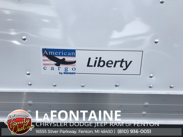 2019 ProMaster 3500 Standard Roof FWD, American Cargo by Midway Liberty II Cutaway Van #19U1922 - photo 7