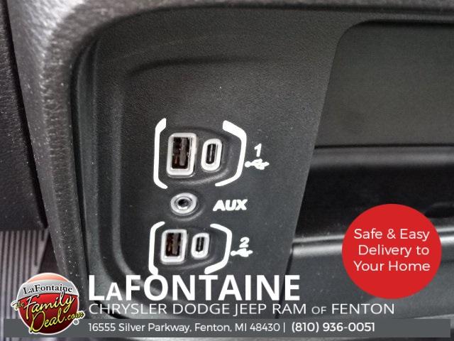 2019 Ram 5500 Regular Cab DRW 4x4, Knapheide Value-Master X Stake Bed #19U2393 - photo 35