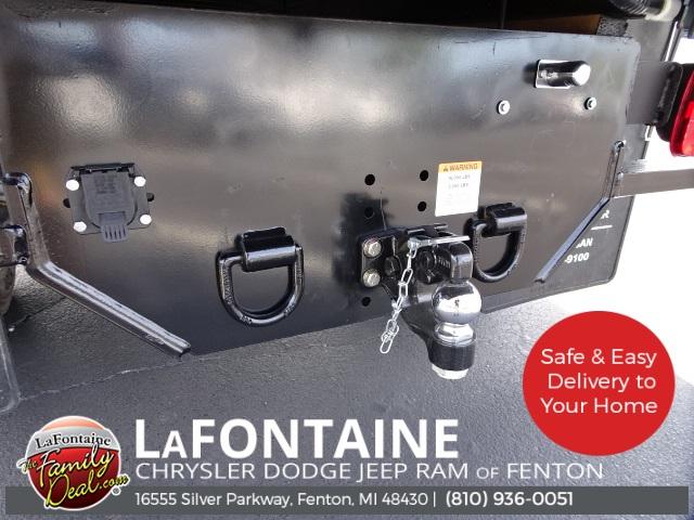 2019 Ram 5500 Regular Cab DRW 4x4, Knapheide Value-Master X Stake Bed #19U2393 - photo 7