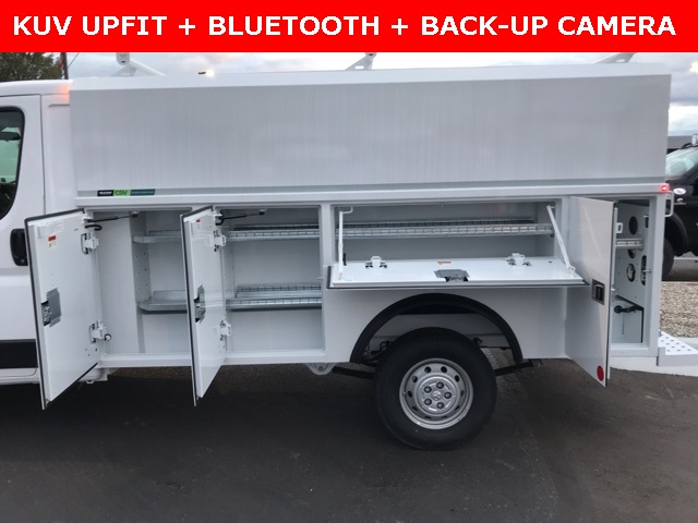 2019 ProMaster 3500 Standard Roof FWD, Reading Aluminum CSV Service Utility Van #19U2563 - photo 6