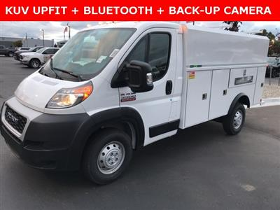 2019 ProMaster 3500 Standard Roof FWD, Reading Aluminum CSV Service Utility Van #19U2563 - photo 2