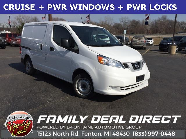 2020 Nissan NV200 4x2, Empty Cargo Van #1J5045P - photo 1