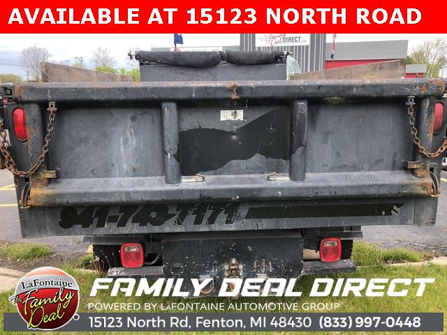 2016 Ram 5500 Regular Cab DRW 4x4, Dump Body #1J5084P - photo 1