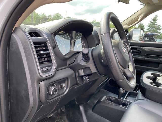 2020 Ram 5500 Regular Cab DRW 4x4, Hillsboro GII Steel Platform Body #20UC3151 - photo 9