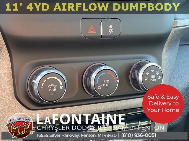 2020 Ram 5500 Regular Cab DRW 4x4,  Air-Flo Pro-Com Dump Body #20UC3358 - photo 17
