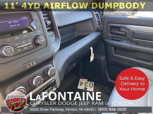 2020 Ram 5500 Regular Cab DRW 4x4,  Air-Flo Pro-Com Dump Body #20UC3358 - photo 25