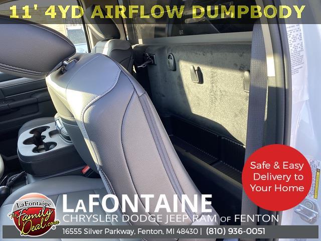 2020 Ram 5500 Regular Cab DRW 4x4,  Air-Flo Pro-Com Dump Body #20UC3358 - photo 27