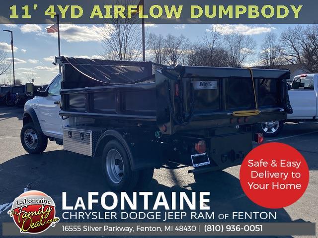 2020 Ram 5500 Regular Cab DRW 4x4,  Air-Flo Pro-Com Dump Body #20UC3358 - photo 29