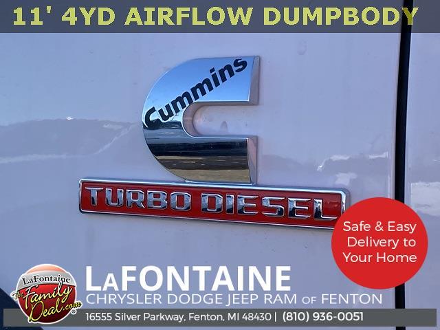 2020 Ram 5500 Regular Cab DRW 4x4,  Air-Flo Pro-Com Dump Body #20UC3358 - photo 32