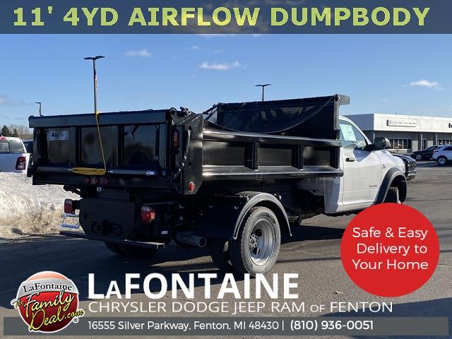2020 Ram 5500 Regular Cab DRW 4x4, Air-Flo Dump Body #20UC3358 - photo 1