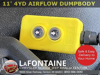 2020 Ram 5500 Regular Cab DRW 4x4,  Air-Flo Pro-Com Dump Body #20UC3358 - photo 21