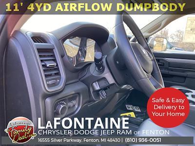 2020 Ram 5500 Regular Cab DRW 4x4,  Air-Flo Pro-Com Dump Body #20UC3358 - photo 9