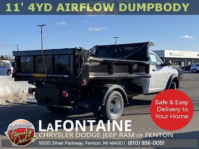 2020 Ram 5500 Regular Cab DRW 4x4,  Air-Flo Pro-Com Dump Body #20UC3358 - photo 2