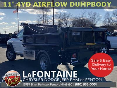 2020 Ram 5500 Regular Cab DRW 4x4,  Air-Flo Pro-Com Dump Body #20UC3358 - photo 4