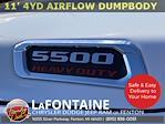 2020 Ram 5500 Regular Cab DRW 4x4,  Air-Flo Pro-Com Dump Body #20UC3358 - photo 33