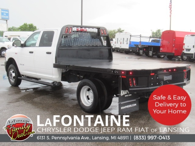 2020 Ram 3500 Crew Cab DRW 4x2, Knapheide Platform Body #20UC3403 - photo 1