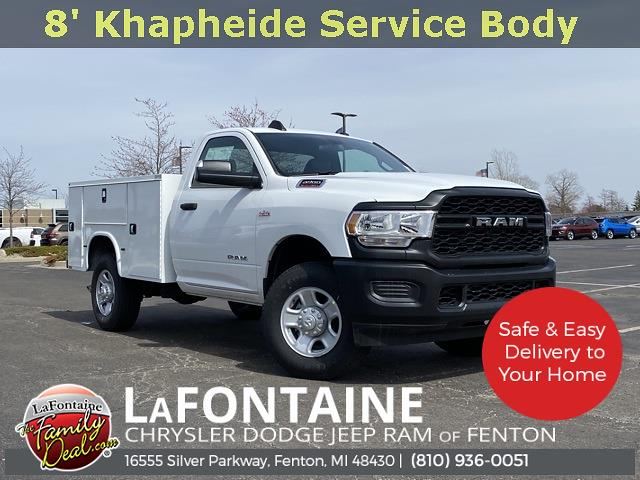 2021 Ram 2500 Regular Cab 4x4, Knapheide Service Body #21UC1197 - photo 1