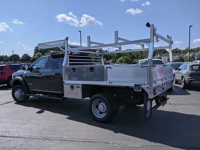 2021 Ram 5500 Crew Cab DRW 4x4,  Duramag Contractor Body #21UC3059 - photo 34