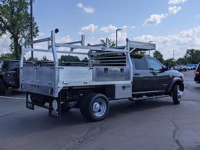 2021 Ram 5500 Crew Cab DRW 4x4,  Duramag Contractor Body #21UC3059 - photo 2