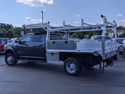 2021 Ram 5500 Crew Cab DRW 4x4,  Duramag Contractor Body #21UC3059 - photo 4