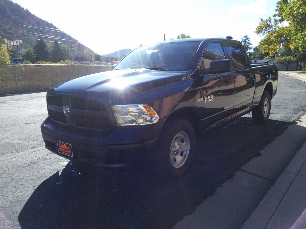 2017 Ram 1500 Crew Cab 4x4, Pickup #180910 - photo 1