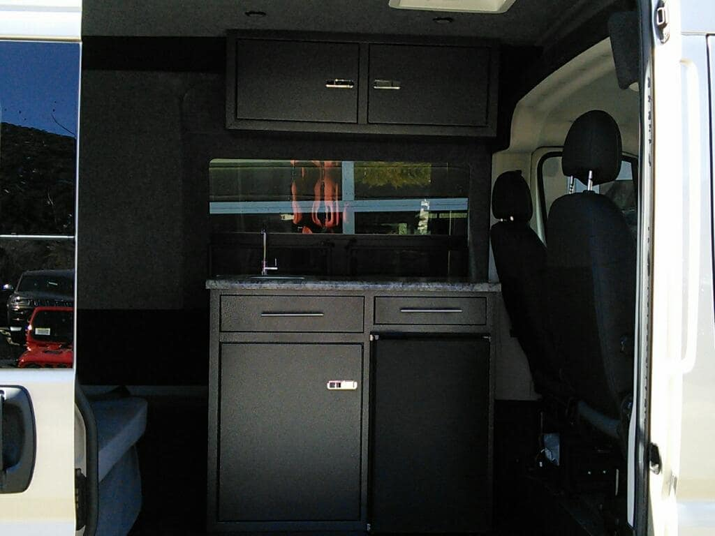 2018 ProMaster 2500 High Roof, Vanworks Van Upfit #181075 - photo 8
