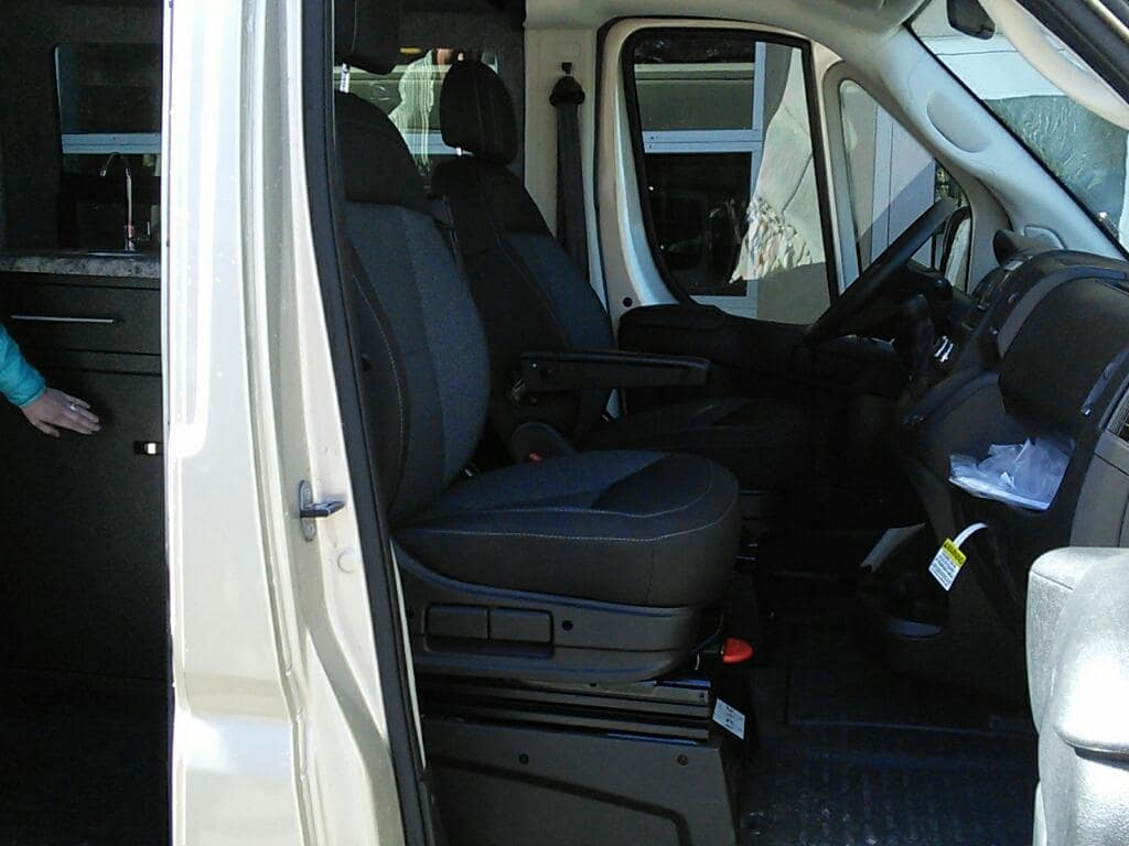 2018 ProMaster 2500 High Roof, Vanworks Van Upfit #181075 - photo 13