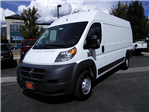 2018 ProMaster 3500 High Roof,  Empty Cargo Van #181089 - photo 1