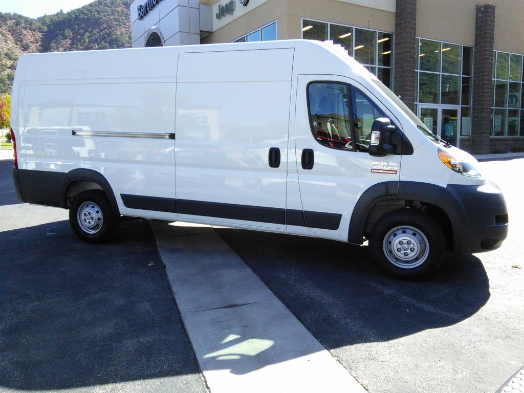 2018 ProMaster 3500 High Roof,  Upfitted Cargo Van #181093 - photo 3
