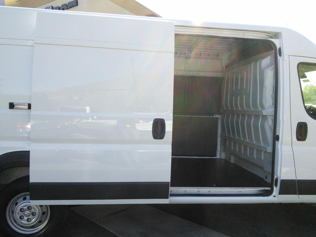 2018 ProMaster 3500 High Roof,  Upfitted Cargo Van #181093 - photo 9