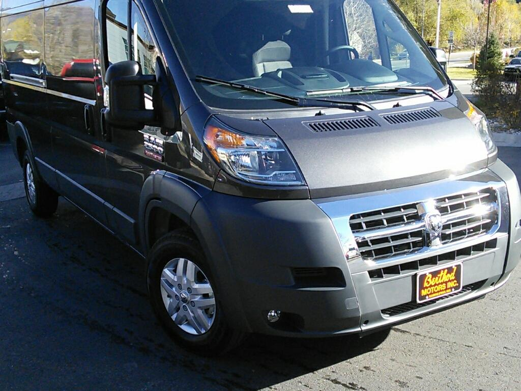 2018 ProMaster 2500 High Roof, Cargo Van #181115 - photo 3