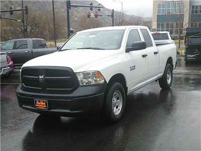 2018 Ram 1500 Quad Cab 4x4,  Pickup #181130 - photo 1