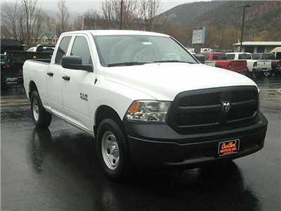 2018 Ram 1500 Quad Cab 4x4,  Pickup #181130 - photo 3