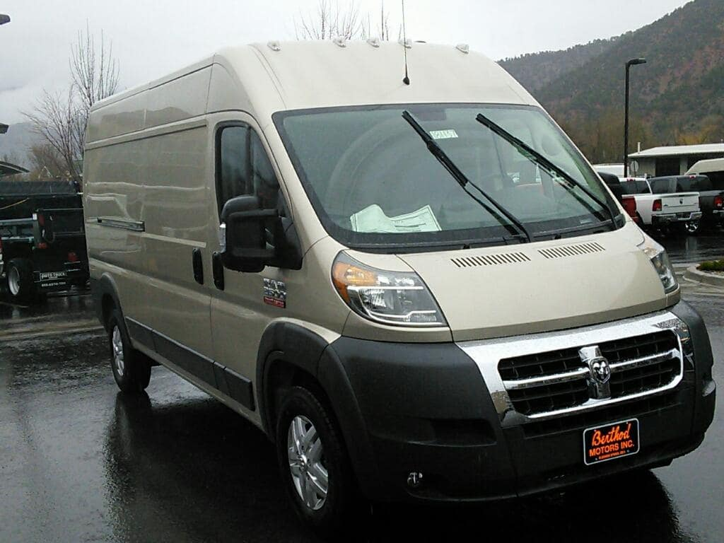 2018 ProMaster 2500 High Roof,  Empty Cargo Van #181137 - photo 3