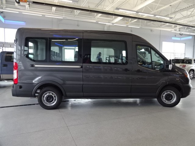 2017 Transit 350 Medium Roof Passenger Wagon #17D521 - photo 4