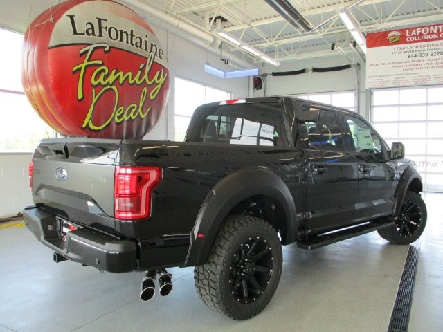 2017 F-150 Crew Cab 4x4 Pickup #17D737 - photo 2
