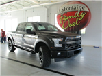 2017 F-150 Crew Cab 4x4 Pickup #17D737 - photo 1