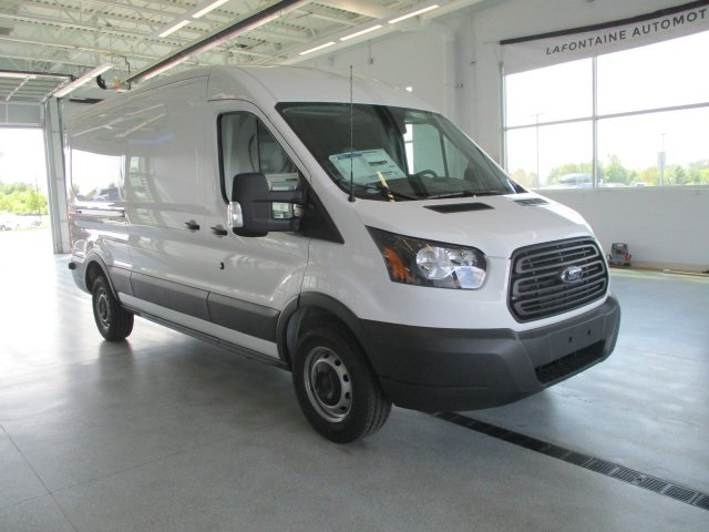 2017 Transit 250 Medium Roof Cargo Van #17D906 - photo 3