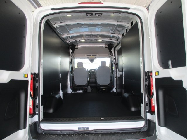 2017 Transit 250 Medium Roof Cargo Van #17D906 - photo 2