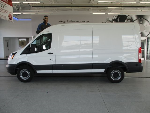 2017 Transit 250 Medium Roof Cargo Van #17D906 - photo 8