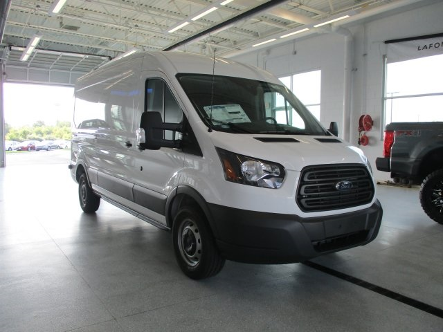 2017 Transit 250 Medium Roof Cargo Van #17D917 - photo 3