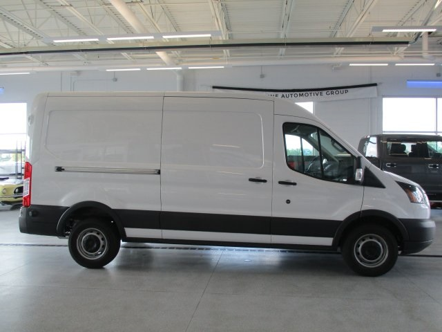 2017 Transit 250 Medium Roof Cargo Van #17D917 - photo 4