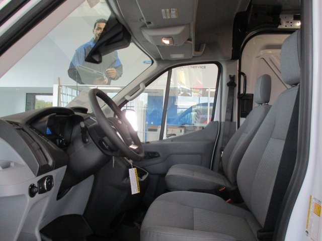 2017 Transit 250 Medium Roof Cargo Van #17D917 - photo 10